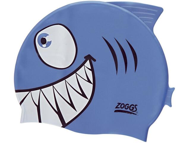 Zoggs Character Gorro de silicona Niños, shark